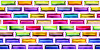 Seamless texture  abstract shiny colorful background 3D illustration. Seamless texture of abstract shiny colorful background  3D illustration Royalty Free Stock Photography