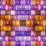 Seamless texture of abstract shiny colorful Royalty Free Stock Photography
