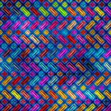 Seamless texture of abstract shiny colorful 3D illustration. Seamless texture of abstract shiny colorful pattern 3D illustration Stock Image