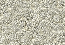 Seamless texture background foam Stock Images