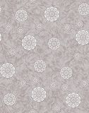 Seamless texture background with geometrical floral design vector illustration