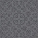 Seamless texture, background in gray colors. vecto Royalty Free Stock Photo