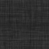 Seamless texture of black canvas. Royalty Free Stock Image