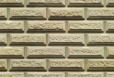 Seamless texture of block laying Royalty Free Stock Image