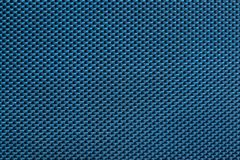 Seamless Texture of Blue Carbon Fibers Cloth. Realistic image of a bag's surface texture cloth made by blue carbon fibers for background or banner royalty free stock photo