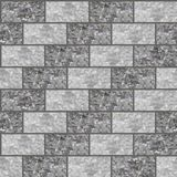 Seamless texture brick stone wall Royalty Free Stock Images