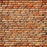 Seamless texture of brick wall Royalty Free Stock Image