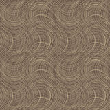 Seamless texture of burlap Stock Images