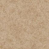 Seamless texture of burlap. Realistic texture of burlap, canvas. Beige, brown Stock Photo