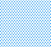 Seamless texture circles colored Bavarian flag Royalty Free Stock Photos