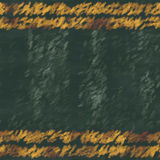 Seamless texture of color wooden planks drawn with chalk - barrel or fence Royalty Free Stock Photos