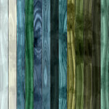 Seamless texture of color wooden planks - fence Royalty Free Stock Image