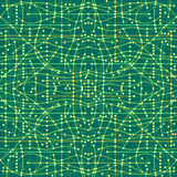 Seamless texture of computer circuit board or electronic environ Royalty Free Stock Photography