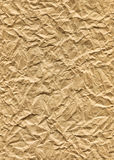 Seamless texture crumpled paper Royalty Free Stock Images