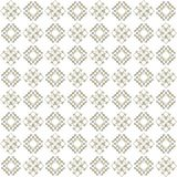 Seamless texture with 3D rendering abstract fractal brown pattern Royalty Free Stock Photos