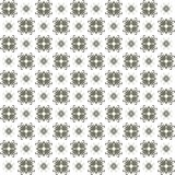 Seamless texture with 3D rendering abstract fractal gray pattern. On a white background for fabric design Stock Photos