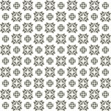 Seamless texture with 3D rendering abstract fractal gray pattern. On a white background for fabric design Royalty Free Stock Photos