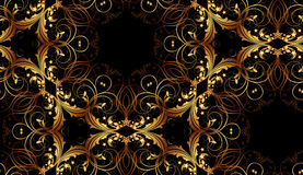 Seamless texture decorative Royalty Free Stock Photography