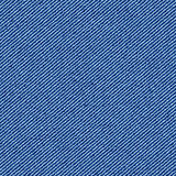Seamless texture denim Royalty Free Stock Photos