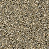 Seamless Texture of Dirty Rocky Ground. Royalty Free Stock Photo