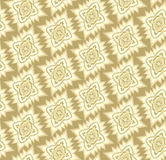 Seamless texture with floral ornament. Floral pattern seamless. Flower  motif on brown background. Elegant wallpaper Royalty Free Stock Image