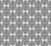 Seamless texture with floral ornament Royalty Free Stock Photos