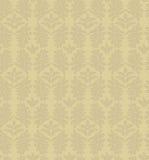 Seamless texture with floral theme Stock Photos