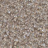 Seamless Texture of Fragment Mixed Soil. Royalty Free Stock Photography