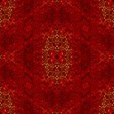 Seamless texture 31. Seamless geometric texture, abstract pattern; vector art illustration Stock Photos
