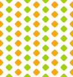 Seamless Texture with Geometric Figures Stock Photo