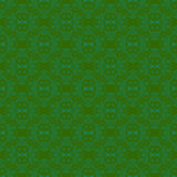 Seamless Texture on Green. Element for Design Stock Images
