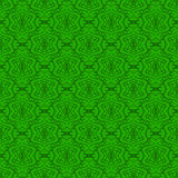 Seamless Texture on Green. Pattern Fill Royalty Free Stock Photography