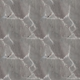 Seamless texture of grey stone wall. Royalty Free Stock Image