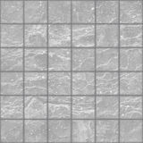 Seamless texture of grunge gray stone tiles wall with spots Stock Images