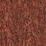 Seamless texture hanging down worn-out ripped rags cloth or paper. Seamless texture hanging down worn-out ripped rags brown and red cloth or paper. Pattern of royalty free stock image