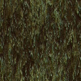 Seamless texture hanging down worn-out ripped rags cloth or paper. Seamless texture hanging down worn-out ripped rags green cloth or paper. Pattern of moss tree Royalty Free Stock Photography