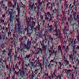 Seamless texture hanging down worn-out ripped rags cloth or paper. Seamless texture hanging down worn-out ripped rags pink and purple cloth or paper. Pattern of stock photo