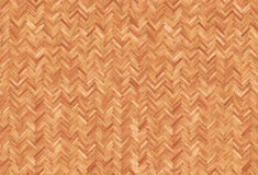 Seamless texture Herringbone pattern parquet Royalty Free Stock Images