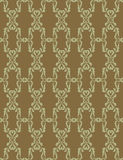 Seamless texture with light green floral ornament Stock Photo