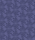 Seamless texture with lilac floral ornament Royalty Free Stock Photo