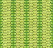 Seamless texture with maple plant motif Royalty Free Stock Photos