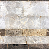 Seamless texture with marble block Stock Photography