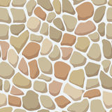 Seamless texture masonry Stock Photos