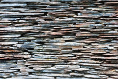Seamless texture of medieval wall Stock Photography