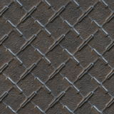 Seamless texture of metal royalty free stock photo