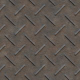 Seamless texture of metal Stock Images