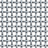 Seamless texture of metal net Royalty Free Stock Photos