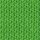 Seamless texture of metallic dragon scales. Reptile skin pattern Stock Images