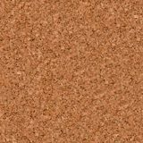 Seamless texture of natural corkwood. Seamless texture of a natural brown corkwood Royalty Free Stock Photo