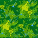 Seamless texture terrain map Royalty Free Stock Images